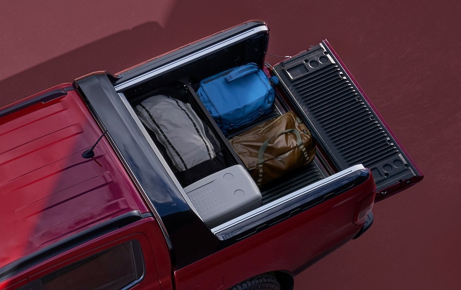 Ford ranger stormtrak cassoe
