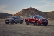 Ford ranger stormtrak copertina