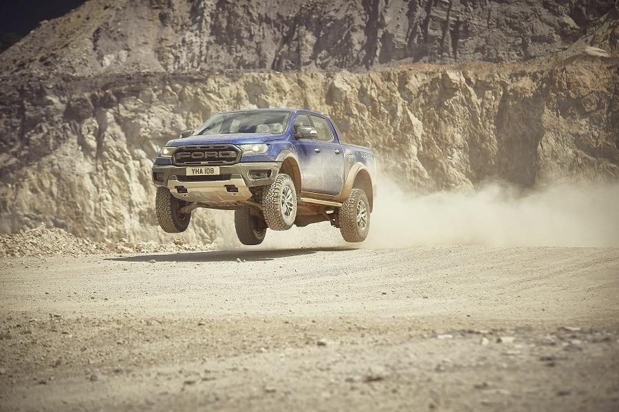 Ford ranger stormtrak raptor