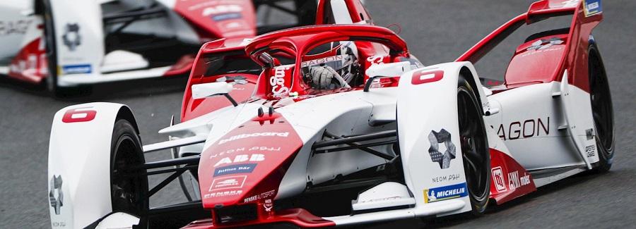 Formula E Dragon Penske