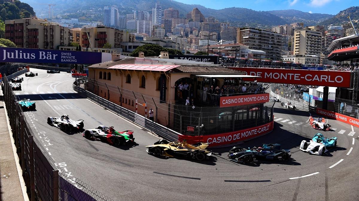 Formula E: svelato il nuovo layout dell'E-Prix di Monaco thumbnail