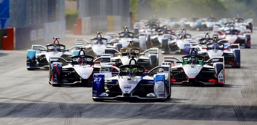 Formula E gara