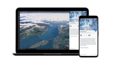 Google Earth Timelpase come funziona