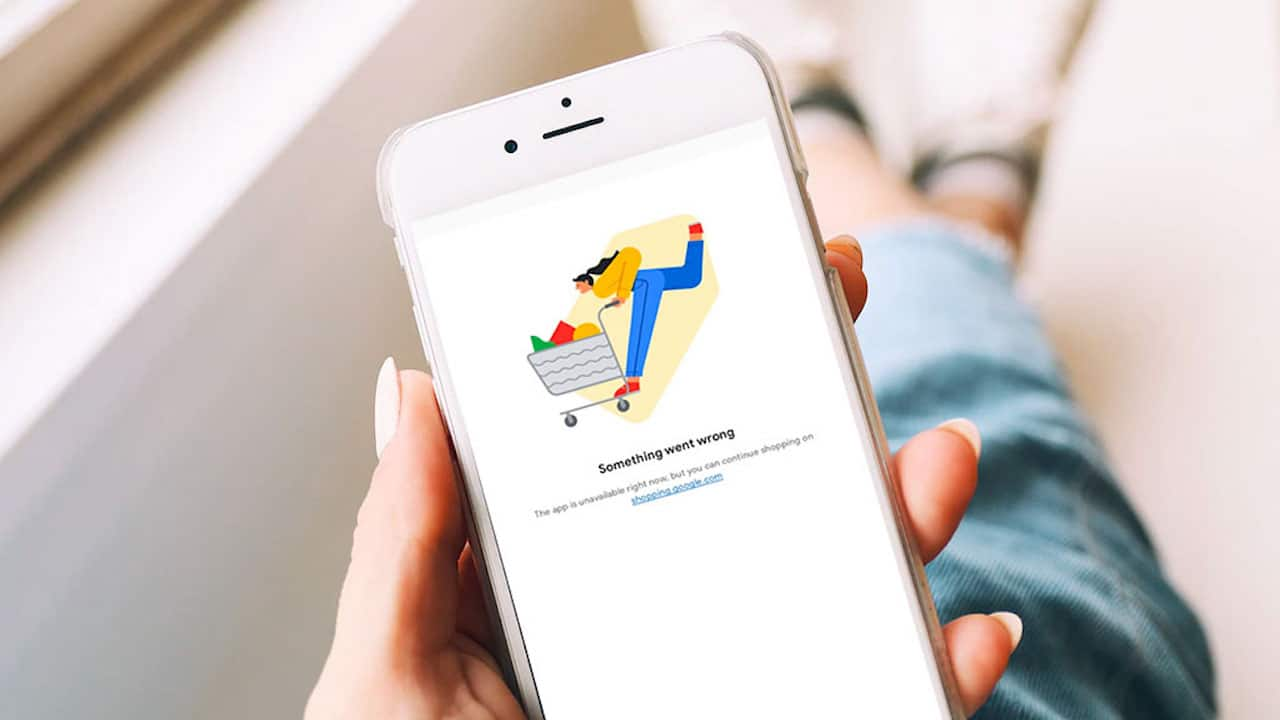 Google sta chiudendo l'App Shopping thumbnail