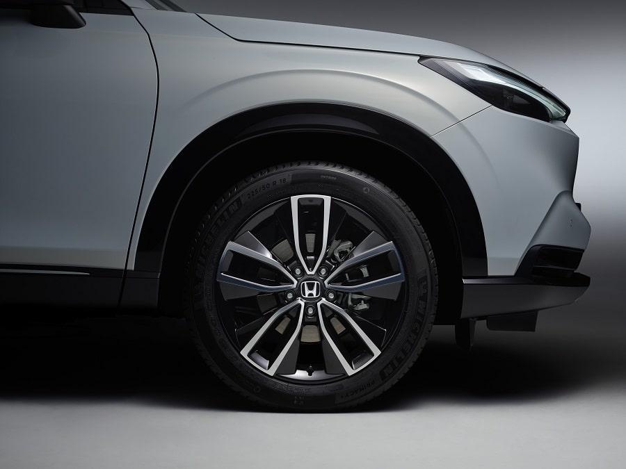Honda HR-V ibrida ADAS