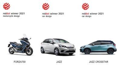 Honda Red Dot