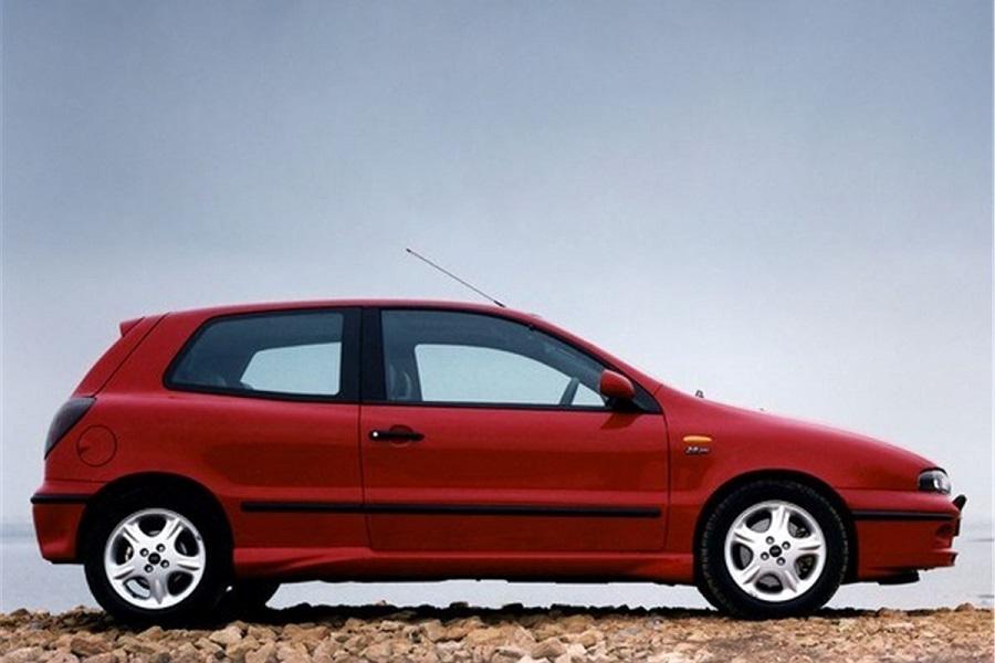 Hot Hatch anni '90 FIAT Bravo