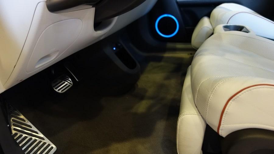 Ioniq 5 2021 console centrale