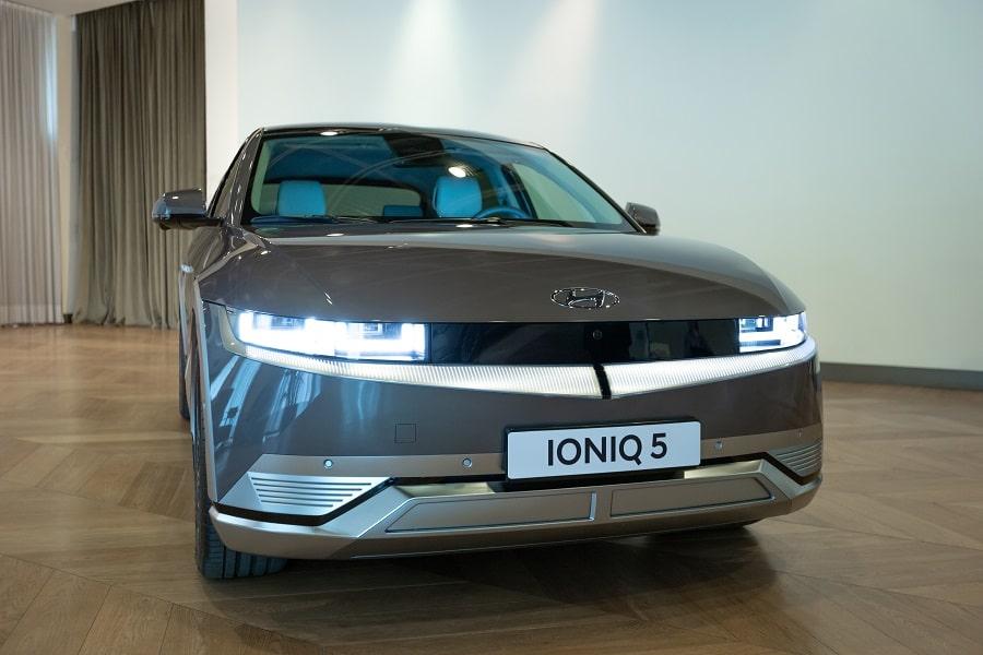 Ioniq 5 2021 frontale