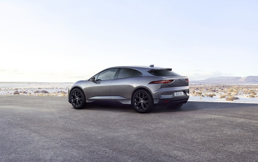 Jaguar I-Pace Black posteriore