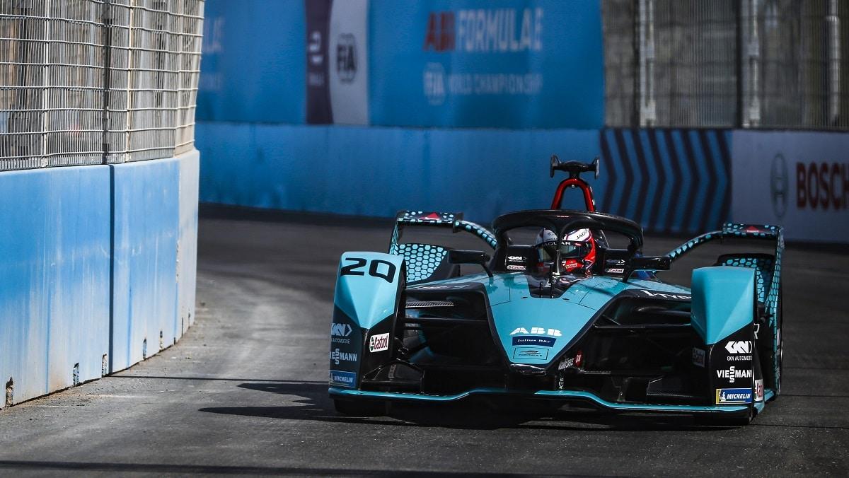 Jaguar Racing è pronta il week end di Formula E di Roma thumbnail