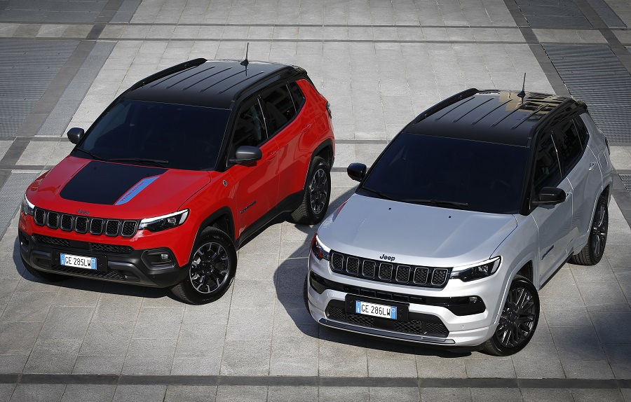Jeep Compass 2021 s e Trailhawk