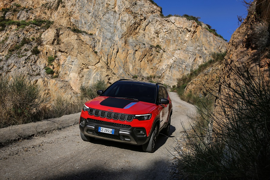 Jeep Compass 2021 trailhawk