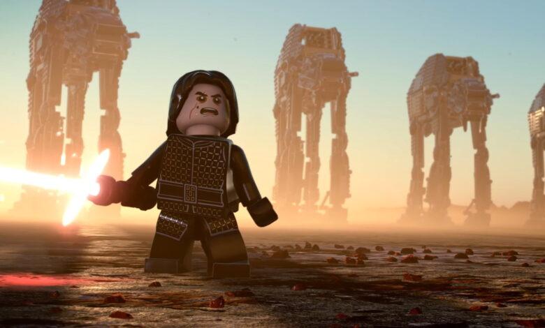 LEGO Star Wars Skywalker Saga rimandato