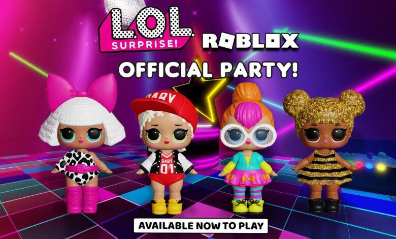 LOL-Surprise-Roblox-tech-princess