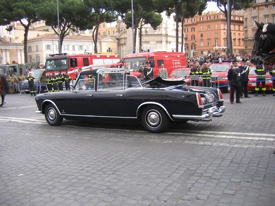 Landaulet Lancia Flaminia