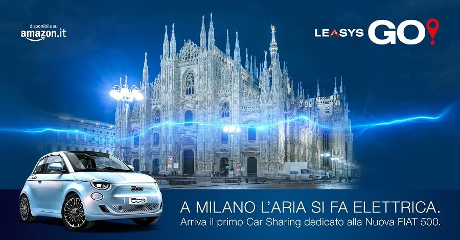 LeasysGo Milano Duomo