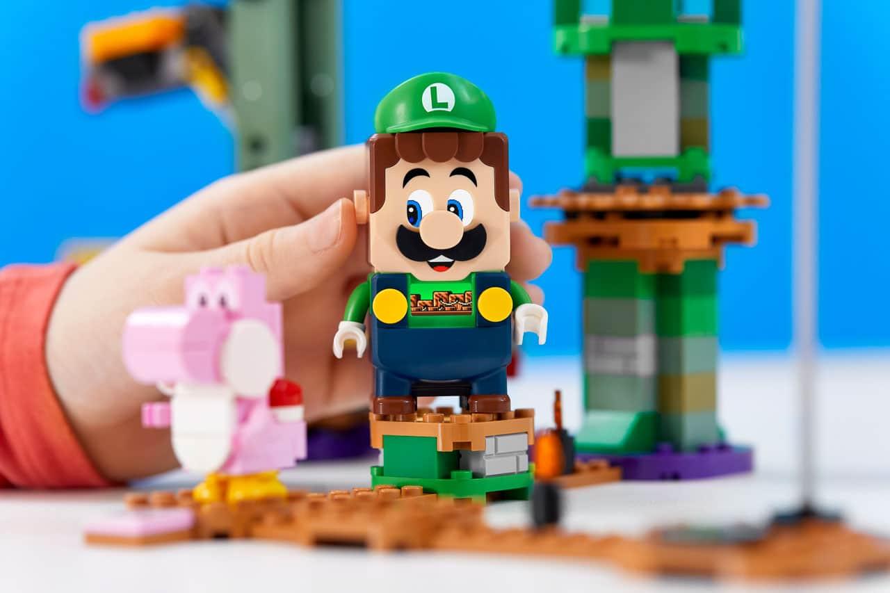 LEGO, è il momento di Luigi thumbnail