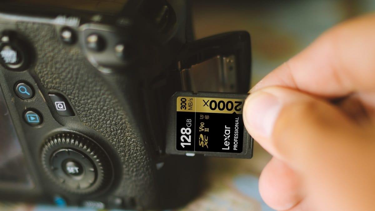 Lexar Professional 2000x SDHCSDXC UHS-II è la Best Memory Card 2020 thumbnail
