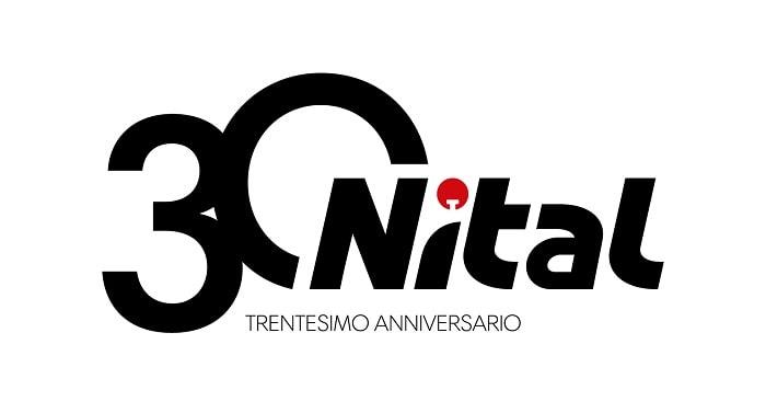 Logo Nital 30 anni