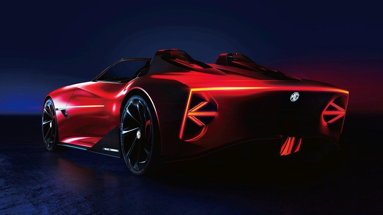 MG Cyberster, l'anti-Tesla Roadster è anglo-cinese: 800 km di autonomia e estetica retrò-moderna. Quando la vedremo? thumbnail