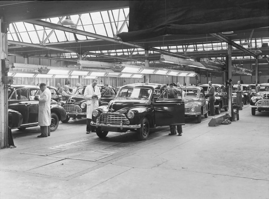Oxford fabbrica 1940