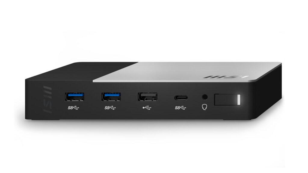 MSI USB-C Docking Station Gen2