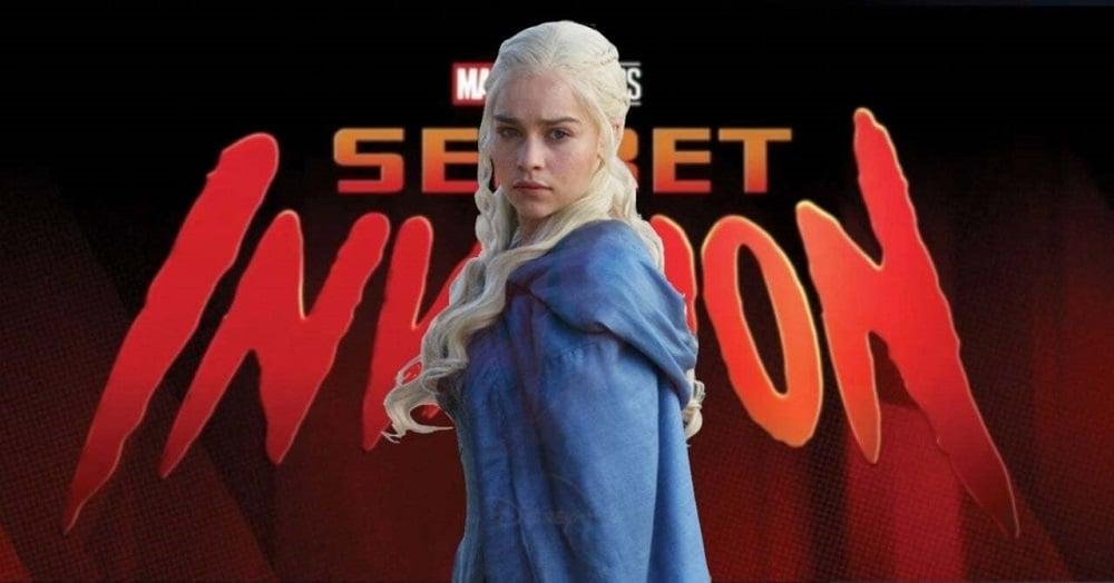 Emilia Clarke Secret Invasion, Marvel