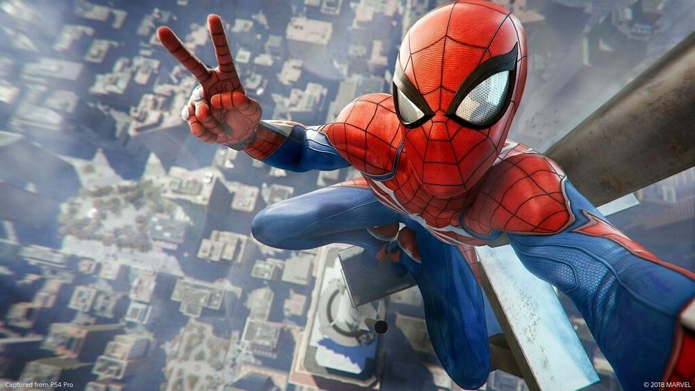 Marvels Spiderman ps4 prezzo scontato