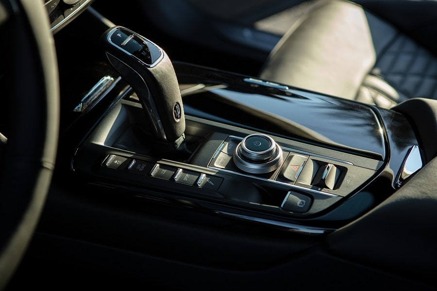Maserati Levante Hybrid cambio