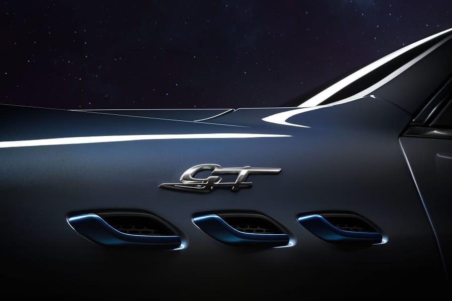 Maserati Levante Hybrid logo