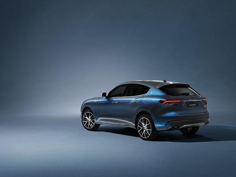 Maserati Levante Hybrid posteriore