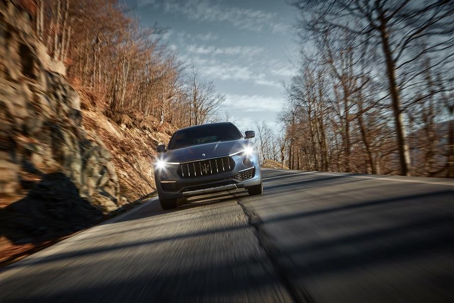 Maserati levante Hybrid guida