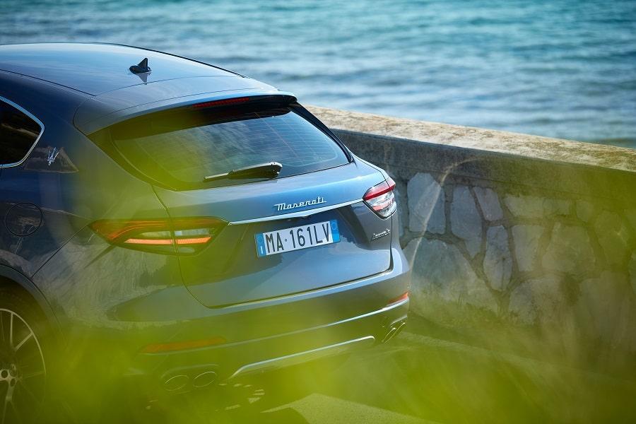 Maserati levante Hybrid nome
