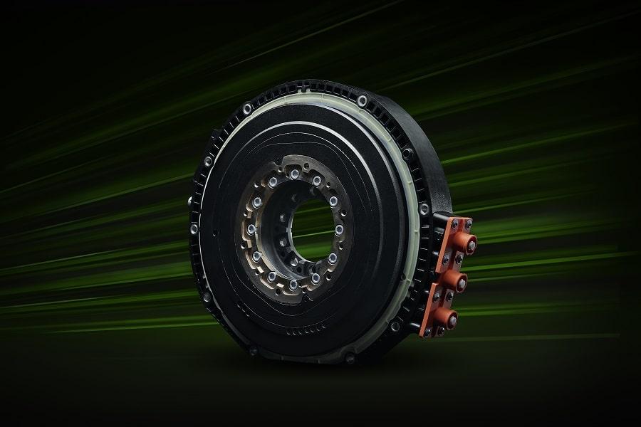 McLaren Artura parte ibrida