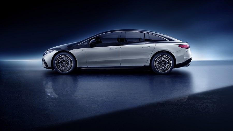 Mercedes EQS 2021 Cx