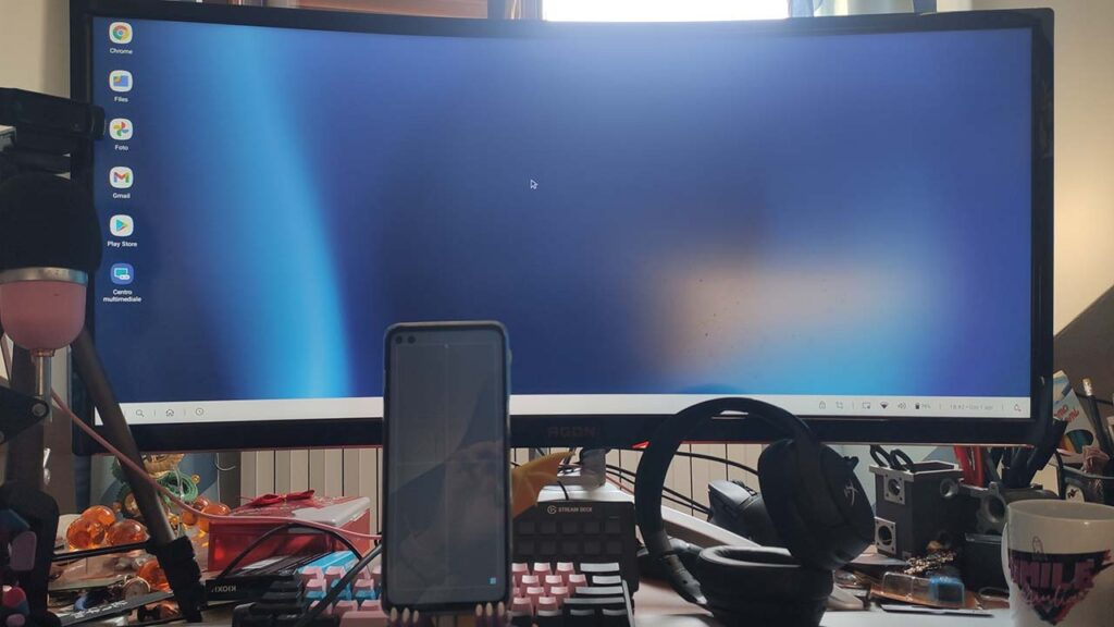 Motorola Moto g100 recensione desktop