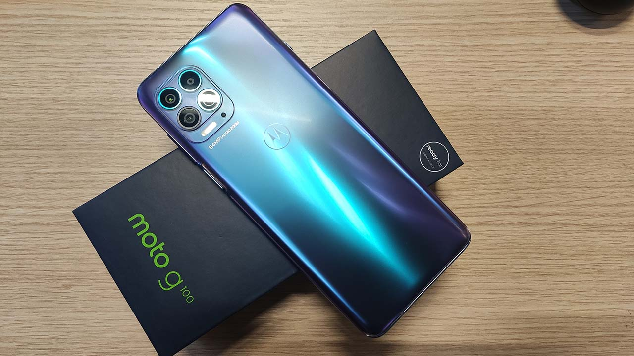 La recensione di Motorola Moto g100: una settimana da ingegnere con Motorola thumbnail