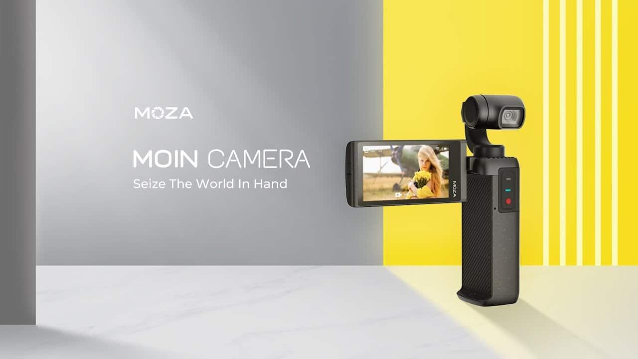 Moza presenta la nuova Moin Camera thumbnail