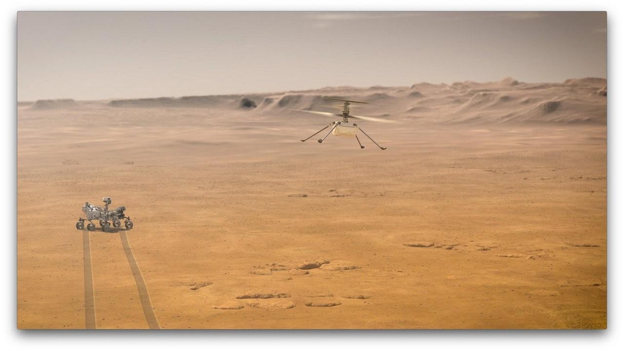 La tecnologia Qualcomm dietro il primo volo della NASA JPL su Marte thumbnail