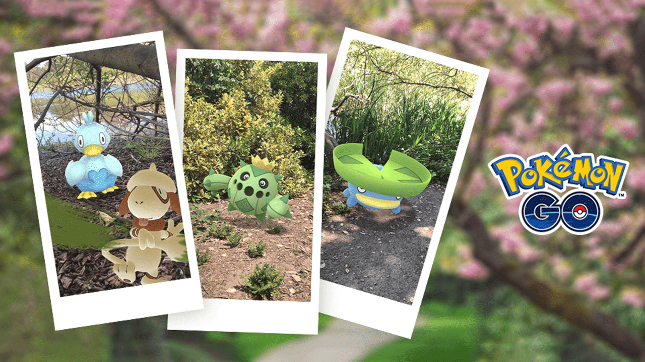 Pokémon go e New Pokémon Snap: arriva la collaborazione per fotografarli tutti thumbnail