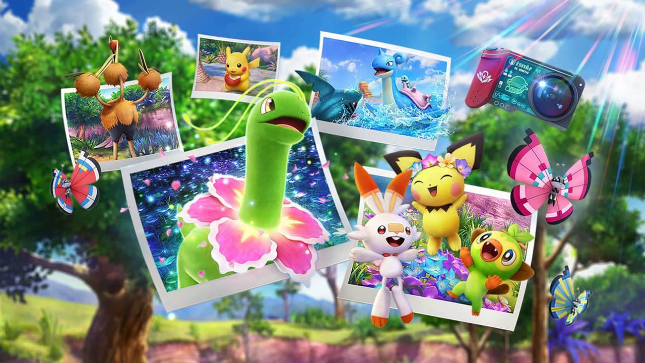 New Pokémon Snap: la storia del primo spin-off Pokémon thumbnail