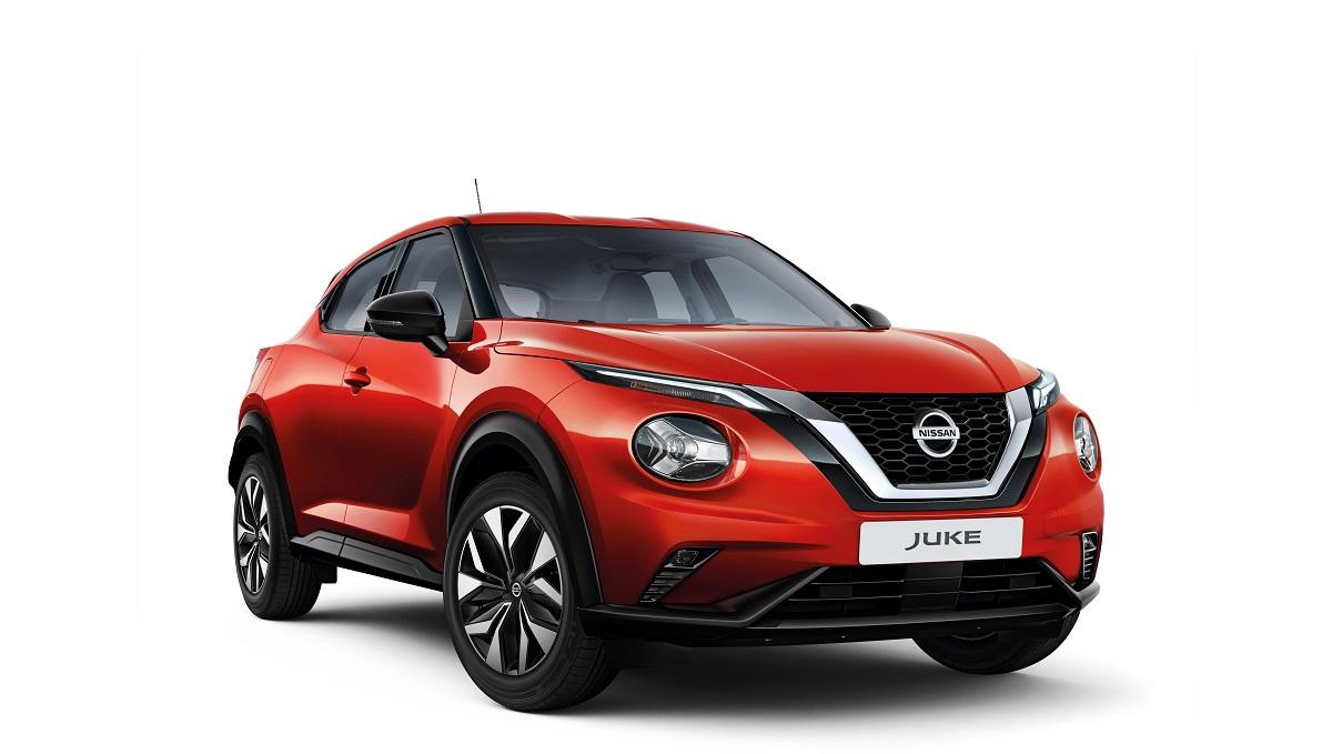 Nissan Juke è il veicolo giusto per viaggiare in armonia thumbnail