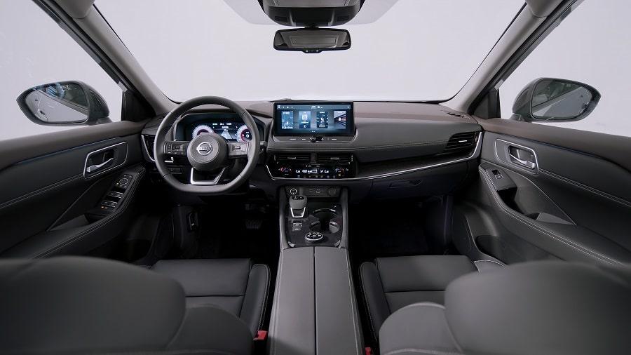Nissan X-Trail 2021 interni