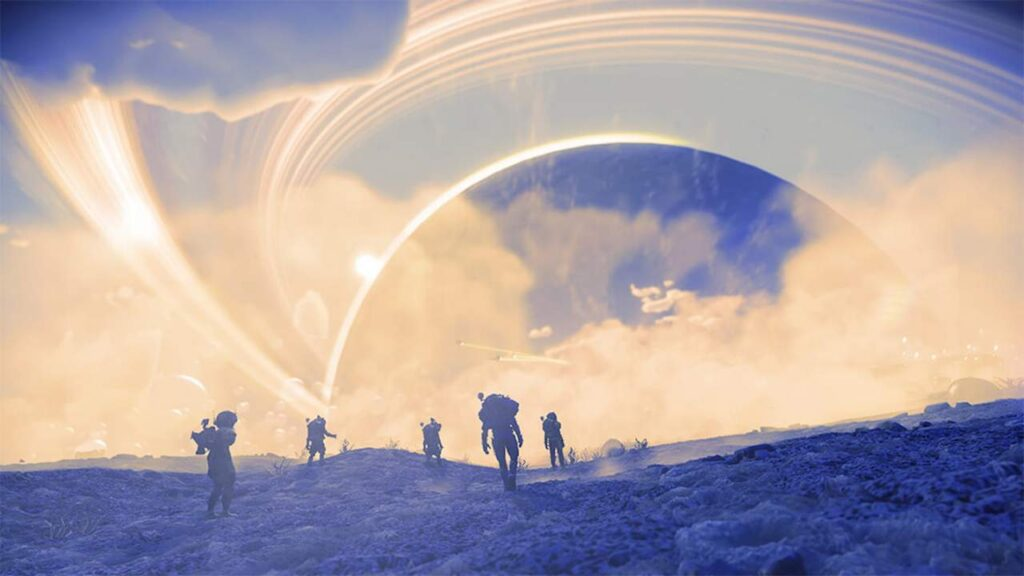 No Man's Sky: Frontiers
