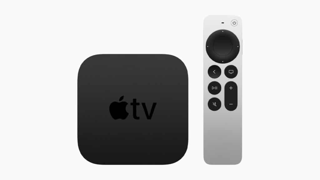 Novità Apple - Apple TV 4K