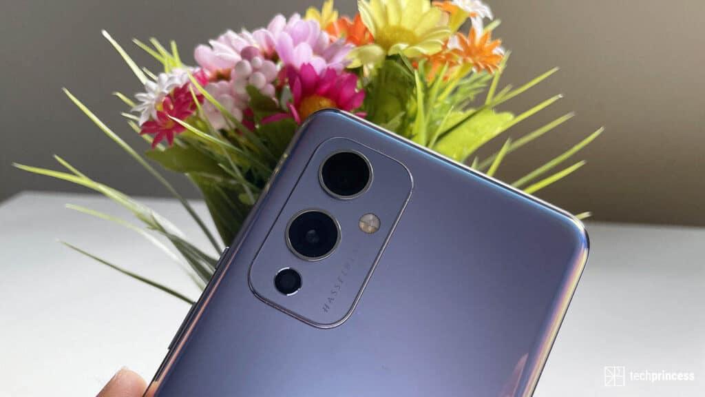 OnePlus 9 fotocamera