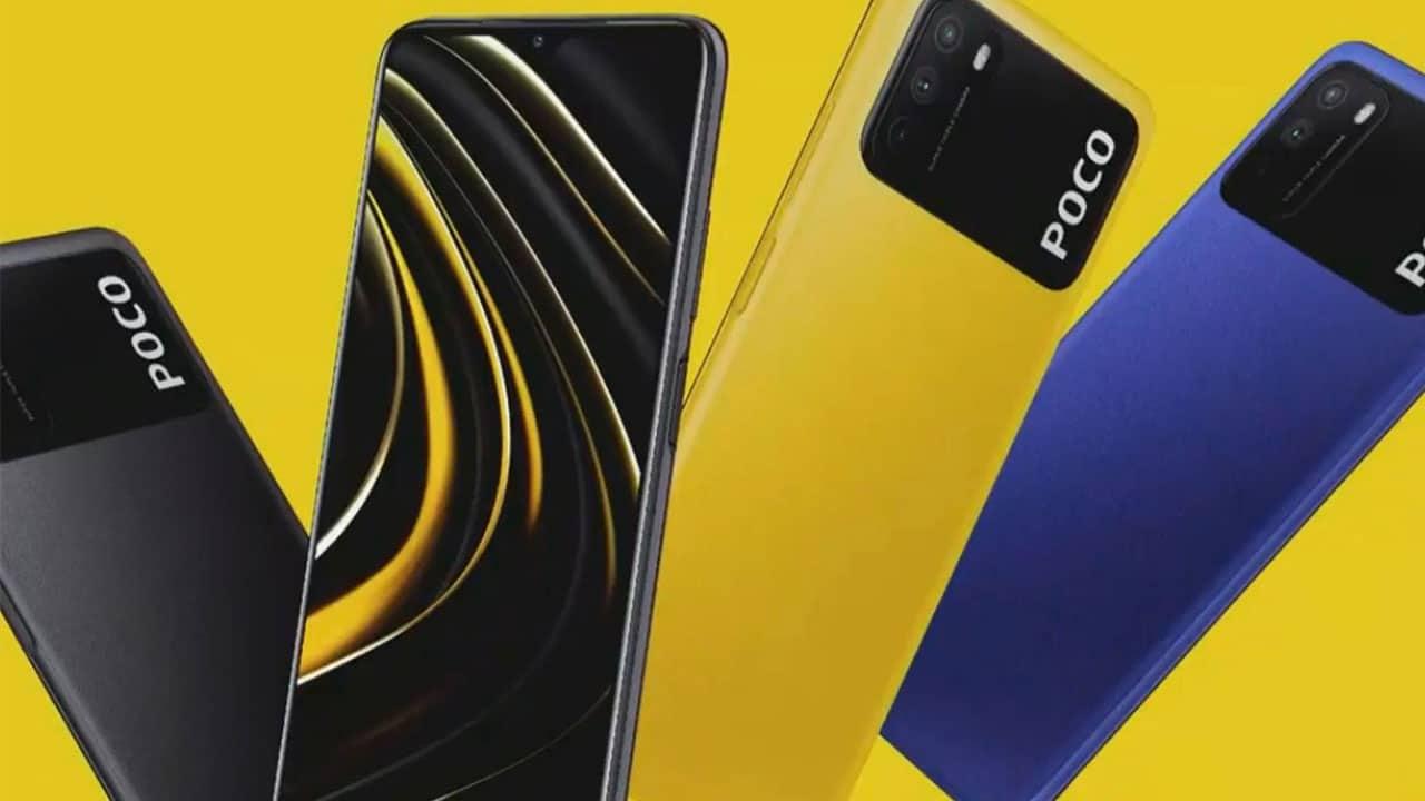 miglior smartphone 2021 poco m3