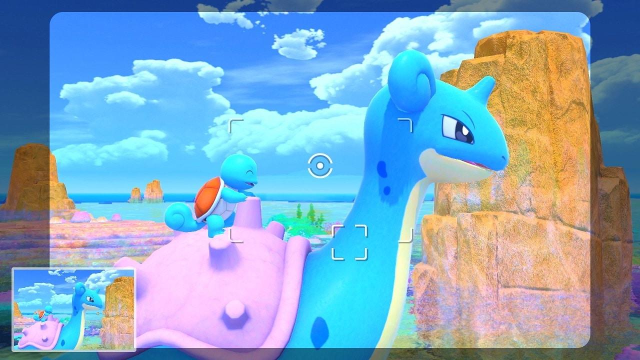 Pubblicati un trailer e due nuovi spot televisivi per New Pokémon Snap thumbnail