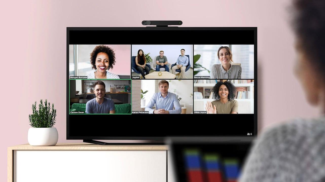 Facebook aggiunge a Portal TV il supporto per Zoom e GoToMeeting thumbnail